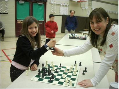 Sofia Polgar Teaching Kids